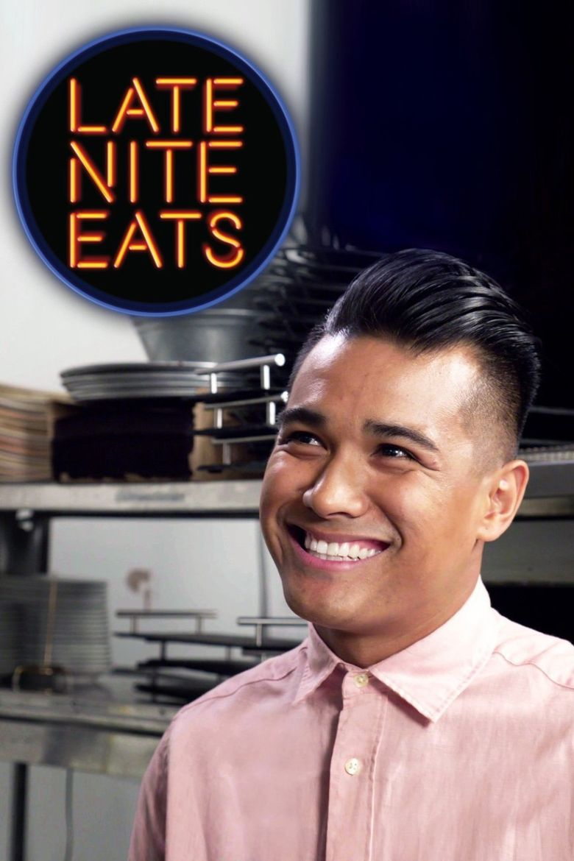 Late Nite Eats Poster