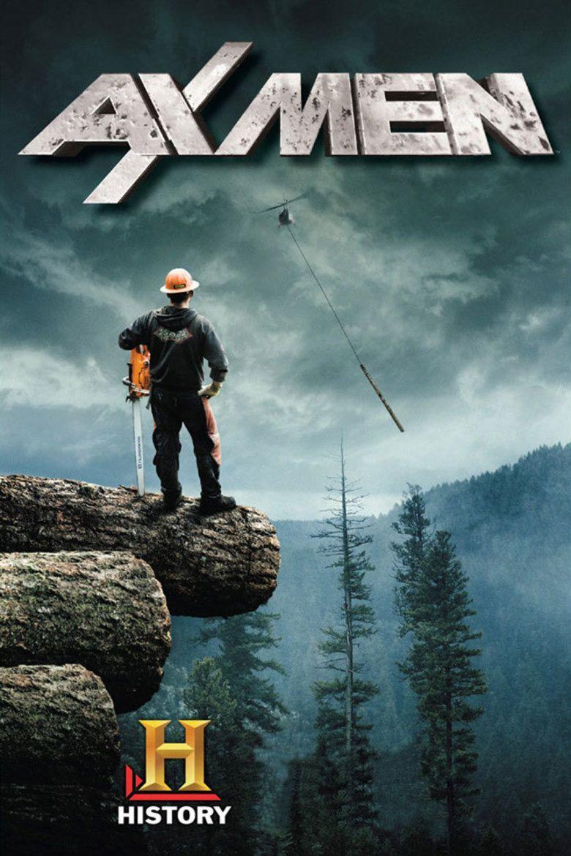Ax Men Poster