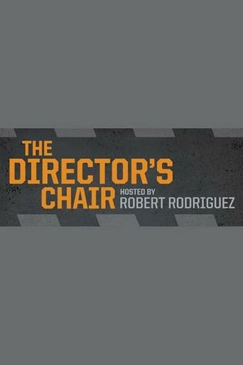 The Director's Chair Poster