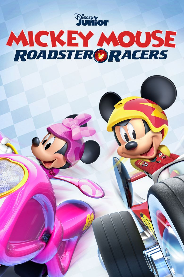 Mickey and the Roadster Racers Poster