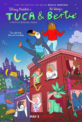 Tuca & Bertie Poster