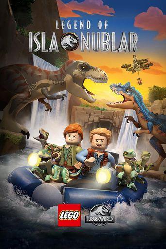 LEGO Jurassic World: Legend of Isla Nublar Poster