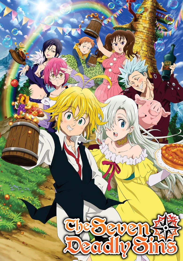 Watch The Seven Deadly Sins