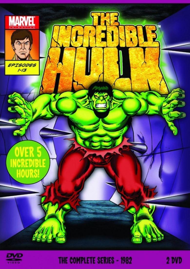 Watch The Incredible Hulk