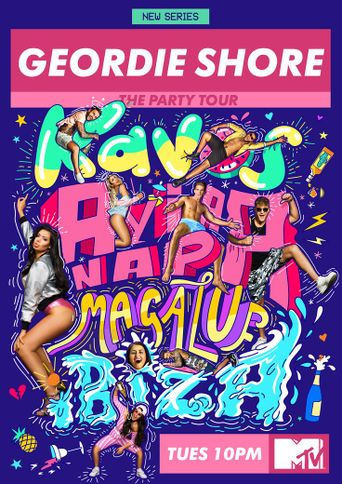 Watch Geordie Shore