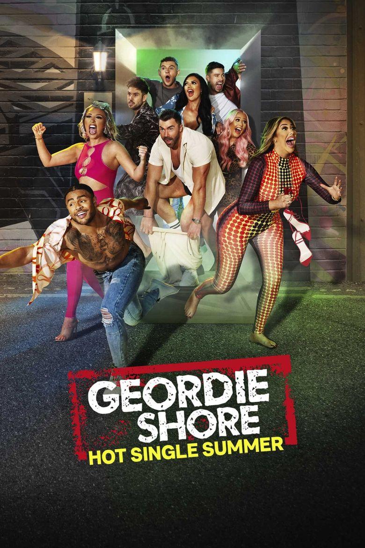 Geordie Shore Poster