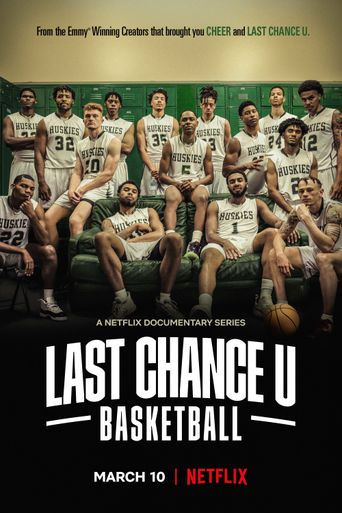 Last Chance U: Basketball Poster