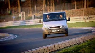 Season 06, Episode 07 Ford Transit at Nürburgring