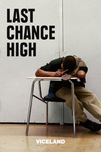 Last Chance High Poster