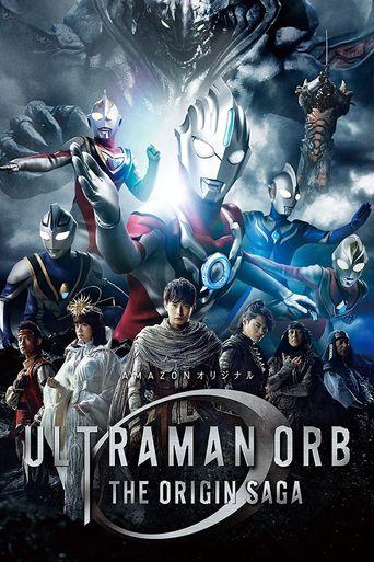 Ultraman Orb: The Origin Saga Poster