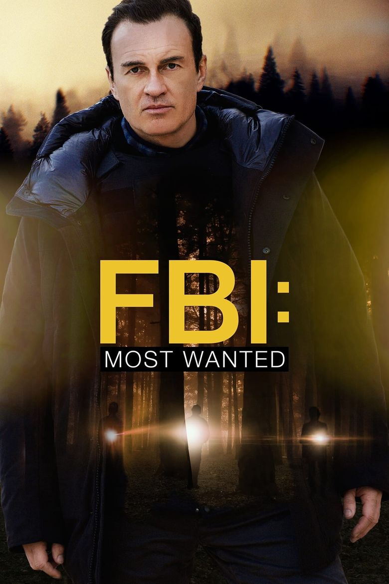 FBI: Most Wanted Poster
