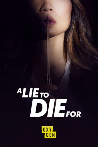 A Lie To Die For Poster