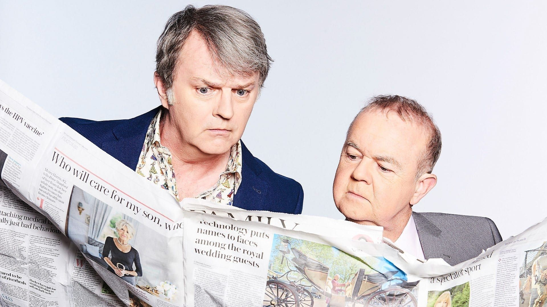 Season 37, Episode 01 Frank Skinner, Katy Brand, Alan Duncan MP