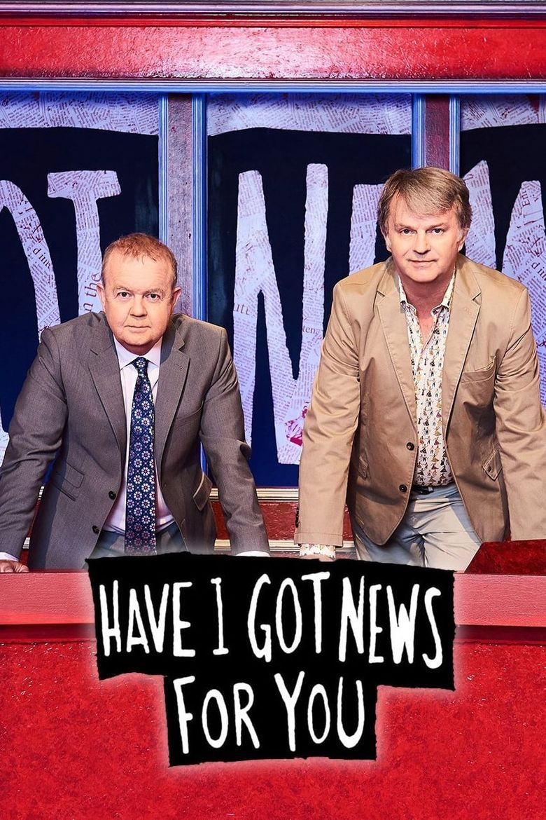Have I Got News for You Poster
