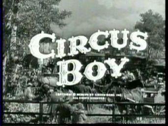 Circus Boy Poster