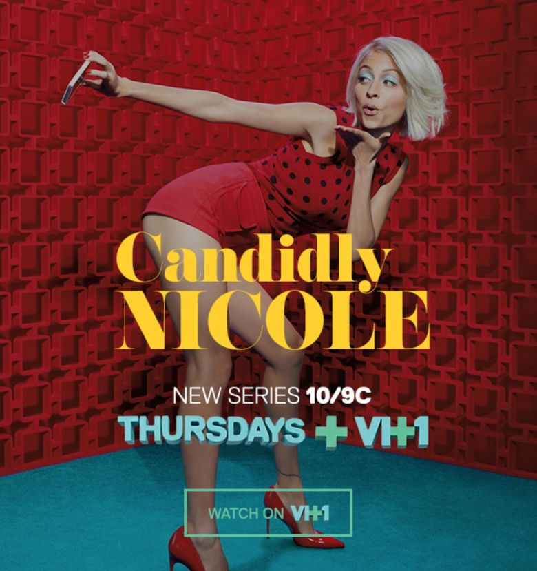 Candidly Nicole Poster
