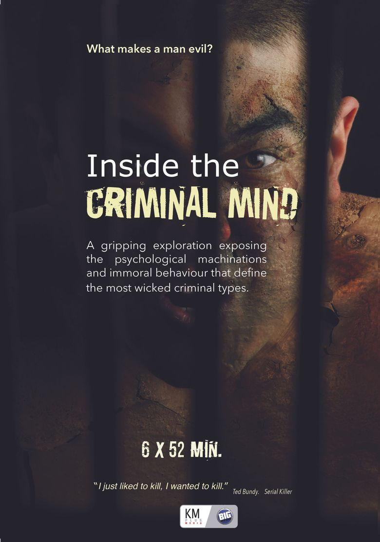 Inside the Criminal Mind Poster