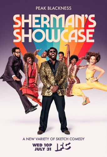 Sherman's Showcase Poster