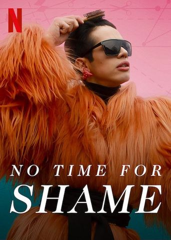 No Time for Shame Poster