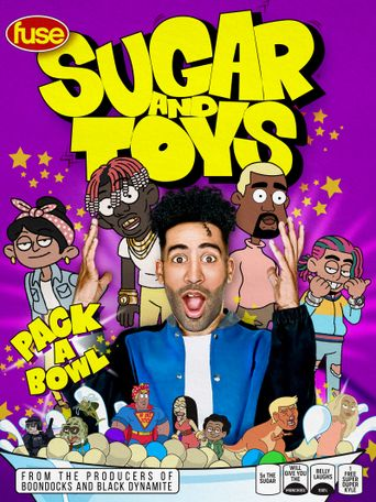 Sugar and Toys Poster