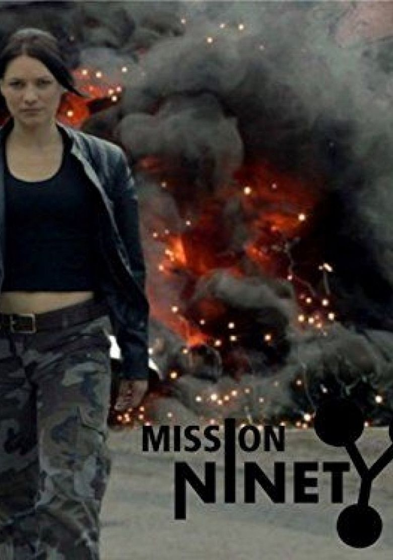 Mission NinetyTwo Poster