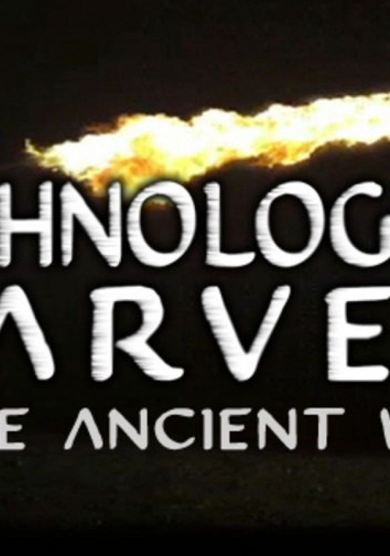 Technological Marvels of the Ancient World Poster