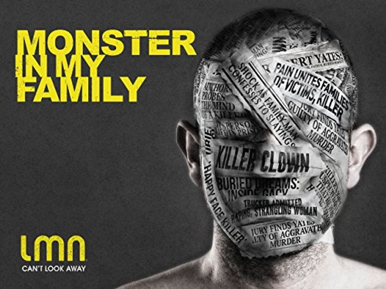 Monster in My Family Poster
