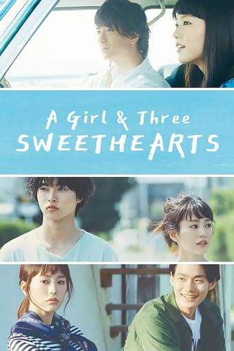 A Girl & Three Sweethearts Poster