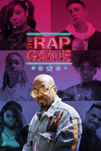The Rap Game Poster