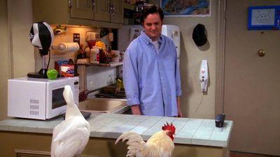 Season 06, Episode 20 The One with Mac and C.H.E.E.S.E.