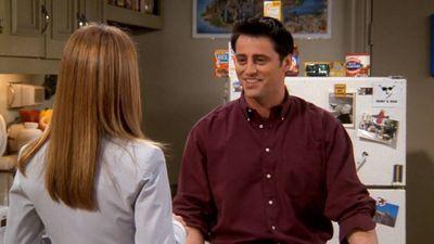 Season 06, Episode 19 The One with Joey's Fridge