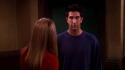 Season 06, Episode 09 The One Where Ross Got High