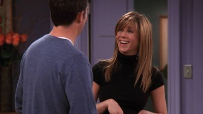 Season 10, Episode 16 The One with Rachel's Going Away Party