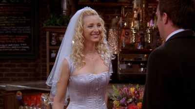 Season 10, Episode 12 The One with Phoebe's Wedding