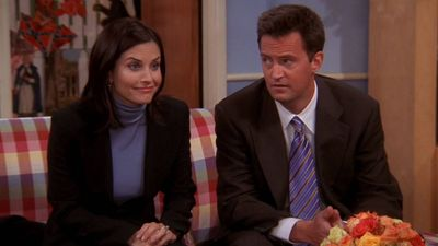 Season 10, Episode 09 The One with the Birth Mother