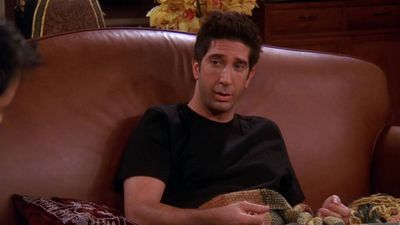 Season 10, Episode 02 The One Where Ross Is Fine