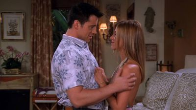 Season 10, Episode 01 The One After Joey and Rachel Kiss