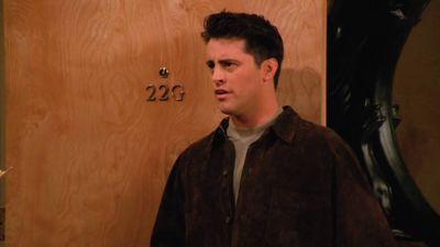 Season 02, Episode 17 The One Where Eddie Moves In