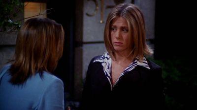 Season 07, Episode 20 The One with Rachel's Big Kiss