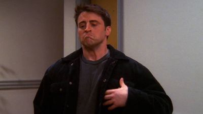 Season 08, Episode 16 The One Where Joey Tells Rachel