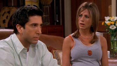 Season 08, Episode 22 The One Where Rachel Is Late