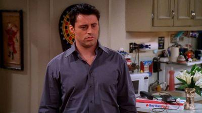 Season 08, Episode 12 The One Where Joey Dates Rachel