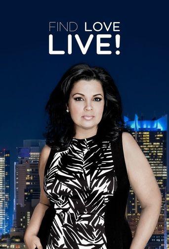 Find Love Live Poster