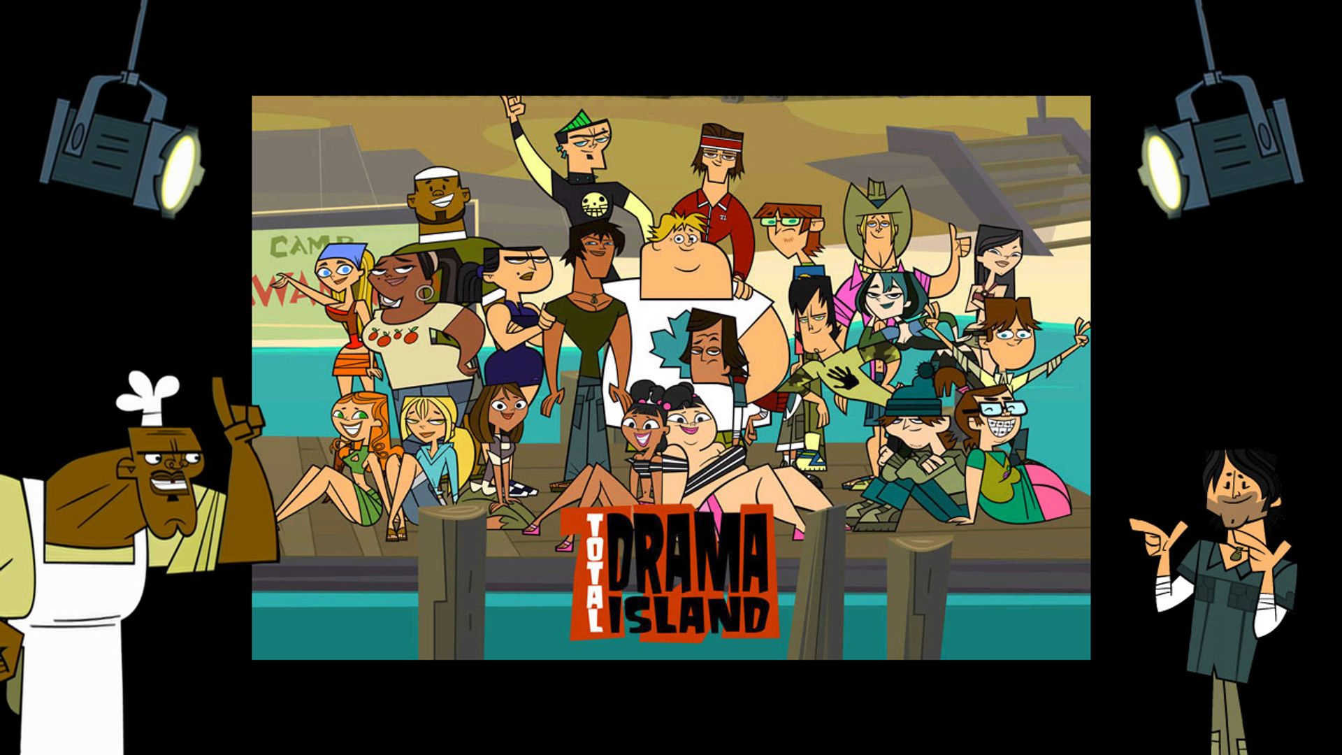 Total Drama Island Season 2: Where To Watch Every Episode | Reelgood
