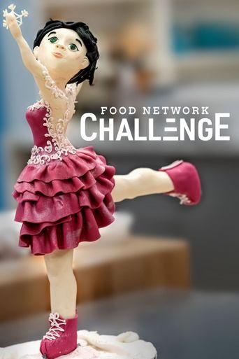 Food Network Challenge Poster