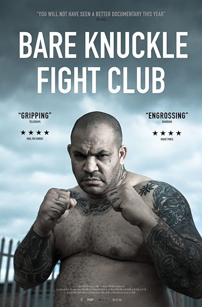 Bare Knuckle Fight Club Poster