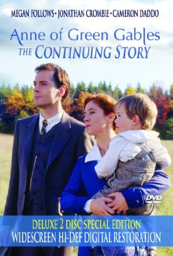 Anne of Green Gables: The Continuing Story Poster