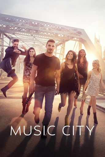 Music City Poster