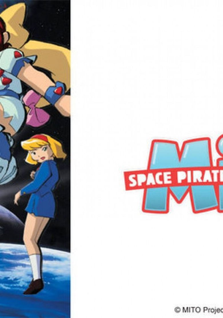 Space Pirate Mito (Dubbed) Poster