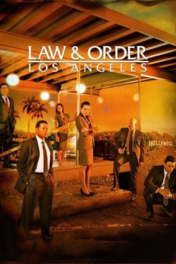 Watch Law & Order: Los Angeles